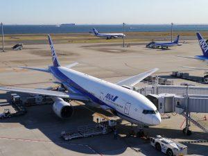 L'aeroporto di Tokyo Haneda