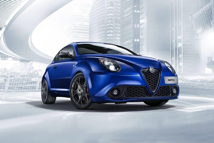 L'Alfa Romeo MiTo