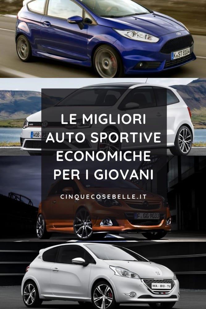 Le migliori auto sportive economiche