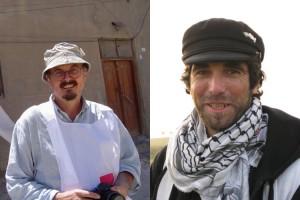 Enzo Baldoni e Vittorio Arrigoni, accomunati dalla voglia di raccontare e dal prezzo pagato per soddisfarla