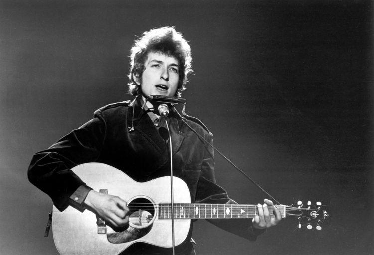 Alla scoperta delle canzoni di protesta di Bob Dylan