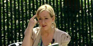J.K. Rowling, creatrice della saga di Harry Potter, passata attraverso famosi fallimenti e altrettanto famosi successi