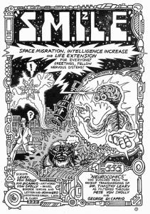 Uno dei fumetti scritti da George DiCaprio