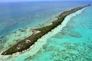 L'isola che DiCaprio ha acquistato al largo del Belize