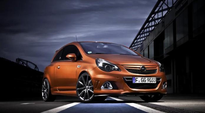 La Opel Corsa OPC