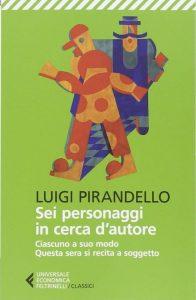Edizione di varie opere teatrali di Luigi Pirandello