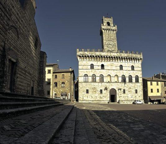 La Piazza Grande di Montepulciano