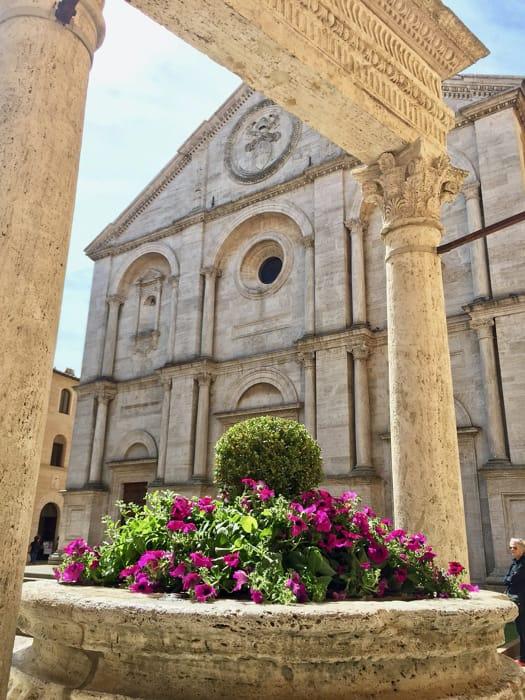Il Duomo di Pienza