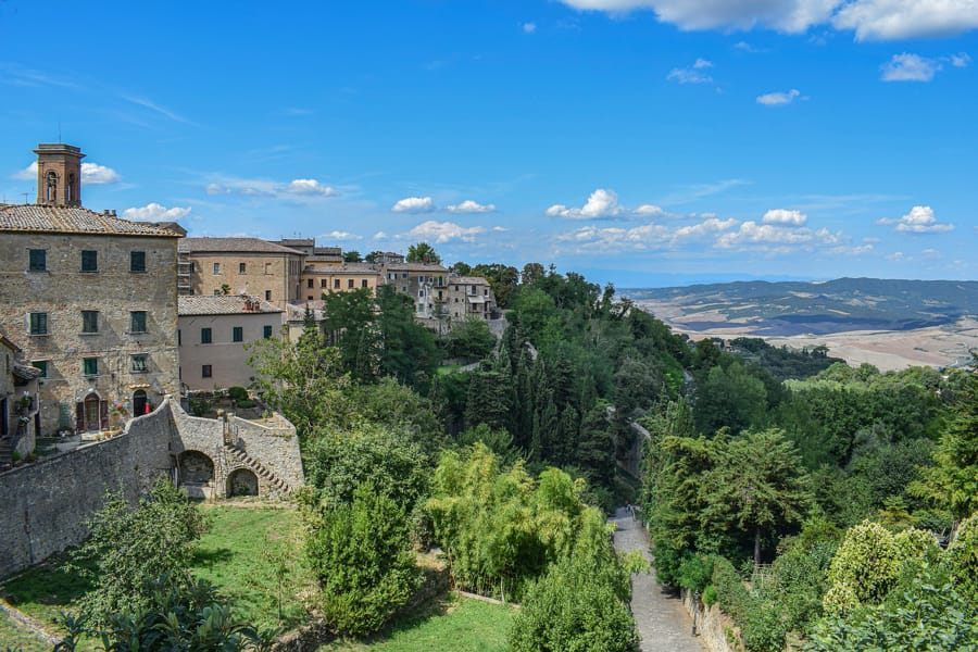 Volterra e la Valle del Chianti