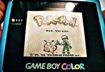 Pokémon Rosso su GameBoy Color