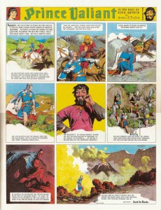 Prince Valiant in Italia