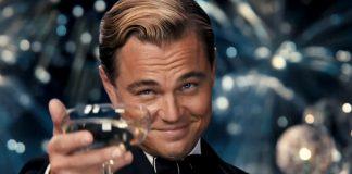 La vita privata di Leonardo DiCaprio, qui nel ruolo del grande Gatsby