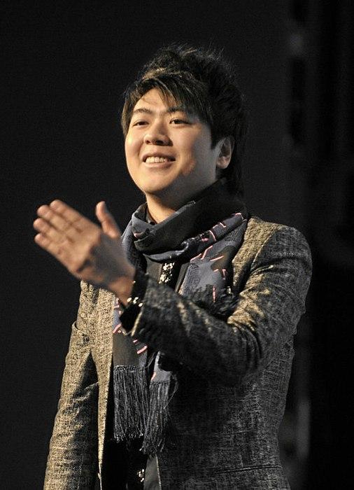 Lang Lang, nuovo ragazzo prodigio della musica (foto dal World Economic Forum del 2010)