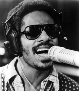 Stevie Wonder in gioventù