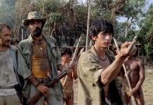 Una scena di Cannibal Holocaust, uno dei film più vietati di ogni epoca