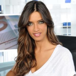 Sara Carbonero, celebre giornalista spagnola