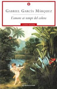L'amore ai tempi del colera di Gabriel Garcia Marquez