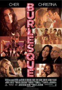 Burlesque, film con un cast di primo livello per quanto riguarda la musica e la danza