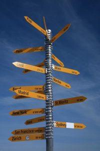 Dove andare?