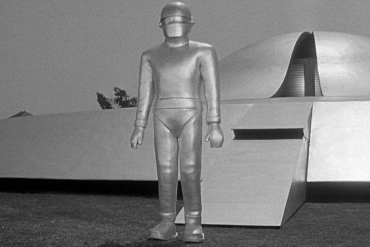 Gort, robot protagonista di Ultimatum alla Terra