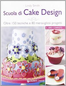 La copertina di Scuola di cake design