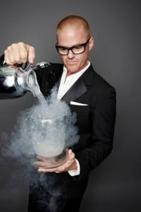 Heston Blumenthal, uno dei più noti chef inglesi
