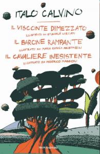 La raccolta dei tre racconti di Italo Calvino