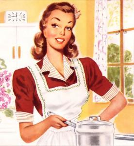 La casalinga tradizionale