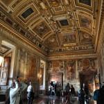 Interni di Castel Sant'Angelo