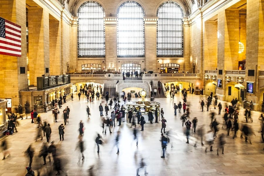 Il Grand Central Terminal a New York