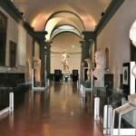 La Galleria dell'Accademia con il David sullo sfondo