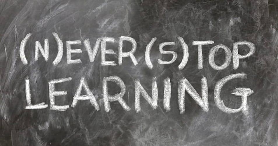Imparare i verbi e l'inglese