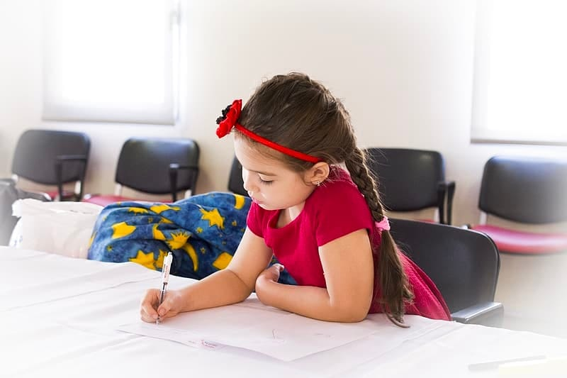 Imparare l'inglese con la grammatica, anche da bambini