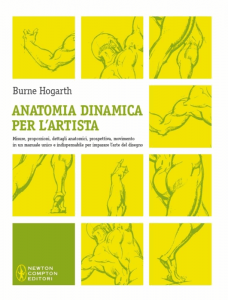 Anatomia dinamica per l'artista di Burne Hogarth