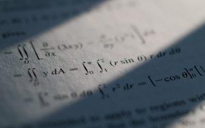 Matematica, fisica e statistica (foto di Peter Rosbjerg via Flickr)