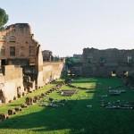 Il Palatino a Roma