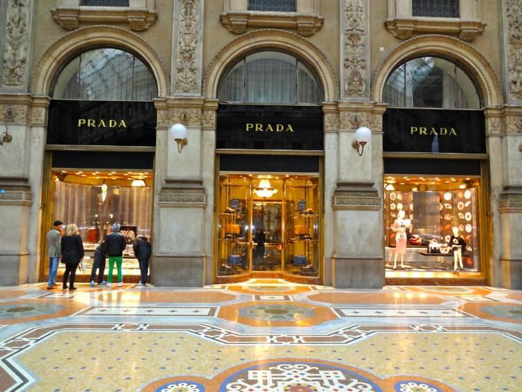 Cinque tra i negozi pi belli e famosi di milano cinque for Design interni famosi