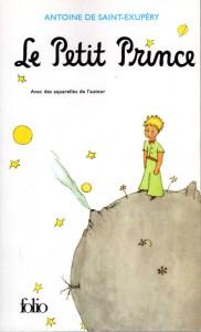 La copertina francese de Il piccolo principe