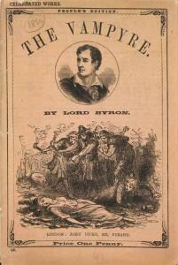 Edizione de Il vampiro erroneamente attribuita a Lord Byron