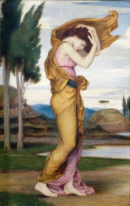 Evelyn De Morgan - Deianira