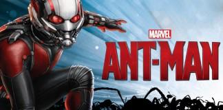 L'Ant-Man della Marvel, il suo logo e il suo film
