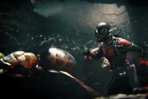 Gli incredibili effetti speciali di Ant-Man