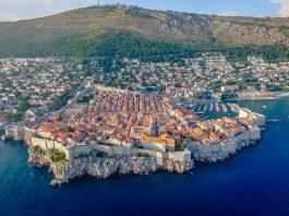Dubrovnik, forse la più bella tra le città della Croazia