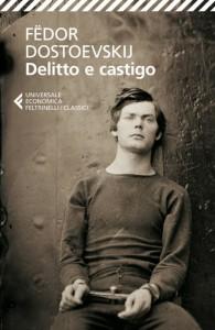 """Il celebre """"Delitto e castigo"""" di Dostoevskij"""