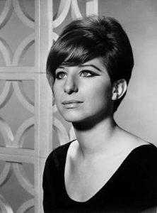 Barbra Streisand all'inizio degli anni '60