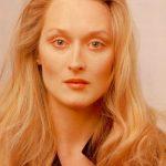 Meryl Streep da giovane