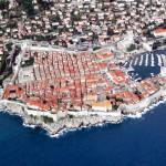 Dubrovnik/Ragusa vista dal cielo