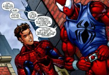 Spider-Man (Peter Parker) e Ben Reilly