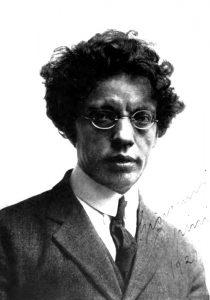 Giovanni Papini nel 1921