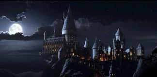 Hogwarts all'arrivo degli studenti